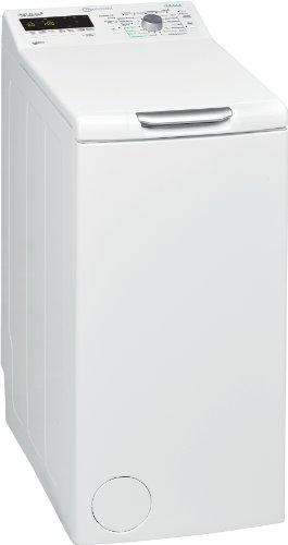 Bauknecht WMT EcoStar 6Z BW Waschmaschine Toplader/A+++/1200 UpM/6 kg/EcoMonitor/ZenTechnologie/E8 display/Vollwasserschutz/weiß