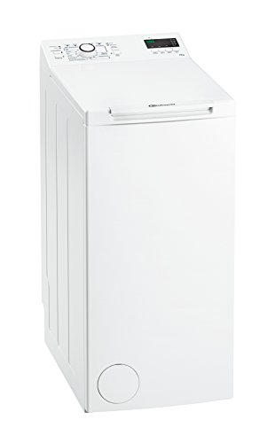 Bauknecht WMT EcoStar 732 Di Waschmaschine TL/A+++ / 174 kWh/Jahr / 1200 UpM / 7 kg/Startzeitvorwahl und Restzeitanzeige/FreshFinish - verhindert zuverlässig Knitterfalten/weiß