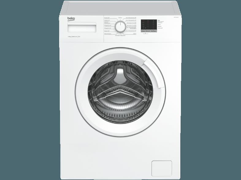 BEKO WML 16106 N Waschmaschine (6 kg, 1000 null, A+)