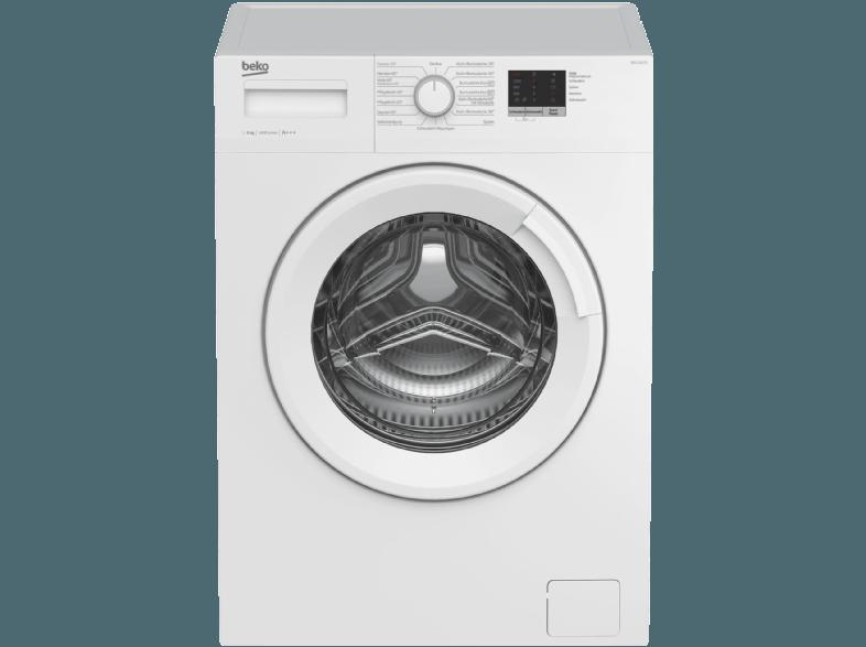 BEKO WML 61423 N Waschmaschine (6 kg, 1400 null, A+++)