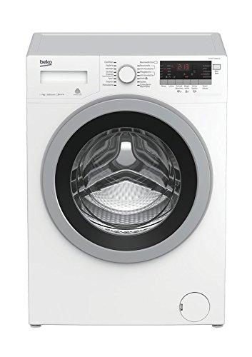 Beko WYAW 714831 LS Waschmaschine Frontlader / A+++ / 1400 UpM / Selbstreinigung / Weiß / Watersafe+ / Mengenautomatik / 16 Programme