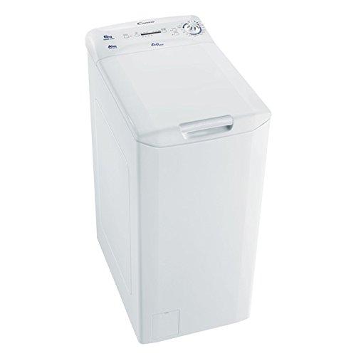 Candy EVOT 1005 1D Waschmaschine TL/A+ / 169 kWh / 1000 UpM / 5 kg/nur 40 cm breit/weiß