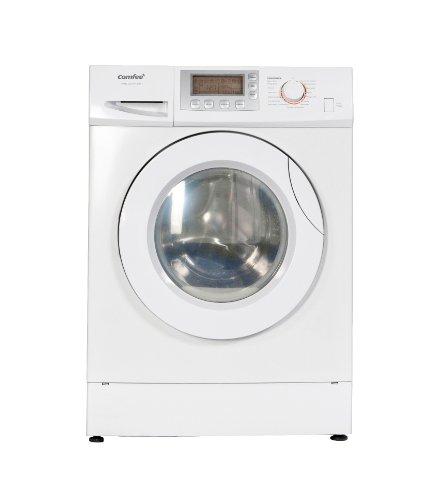 Comfee WM LCD 7014 Waschmaschine Frontlader/A+B/224 kWh/1400 UpM/7 kg/weiß