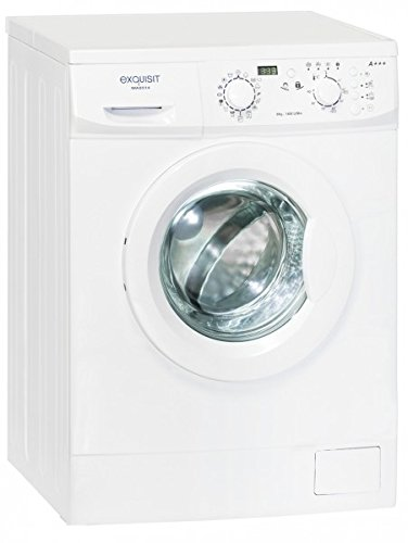 Exquisit WA 8514 Waschmaschine Frontlader / 1400 rpm / 8 kilograms