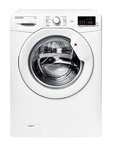 Hoover HL 1482 D3 Waschmaschine Frontlader/ A+++ / 8 kg /weiß / NFC