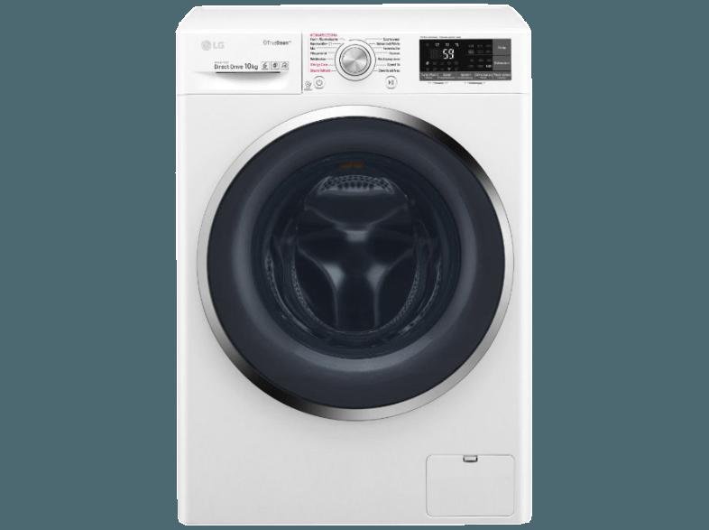LG F 14WM 10TT2 Waschmaschine (10 kg, 1400 null, A+++)