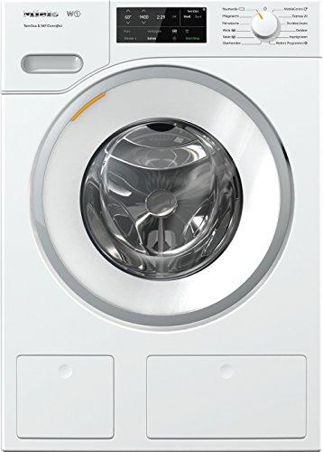 Miele WWE 660 WCS Waschmaschine Frontlader/A+++/176 kWh/Jahr/1400 UpM/8 kg Schontrommel/Automatische Dosierung/Vorbügel-Funktion für leichteres Bügeln/Startvorwahl