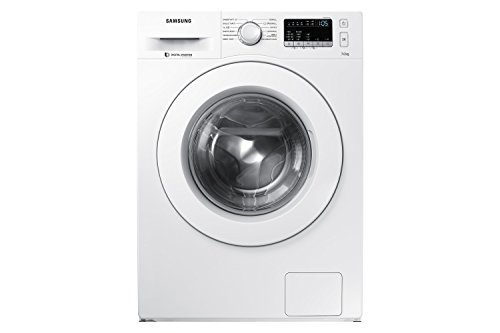 Samsung WW70J44A3MW/EG Waschmaschine Frontlader / 7kg / 85 cm Höhe/ECO-Trommelreinigung/Smart Check/Vollwasserschutz / Digital Inverter Motor