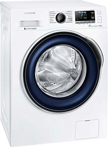 Samsung WW80J6400CW/EG Waschmaschine/A+++ / Frontlader / 1400 UpM 8 kg/SchaumAktiv / Trommelreinigung/blau