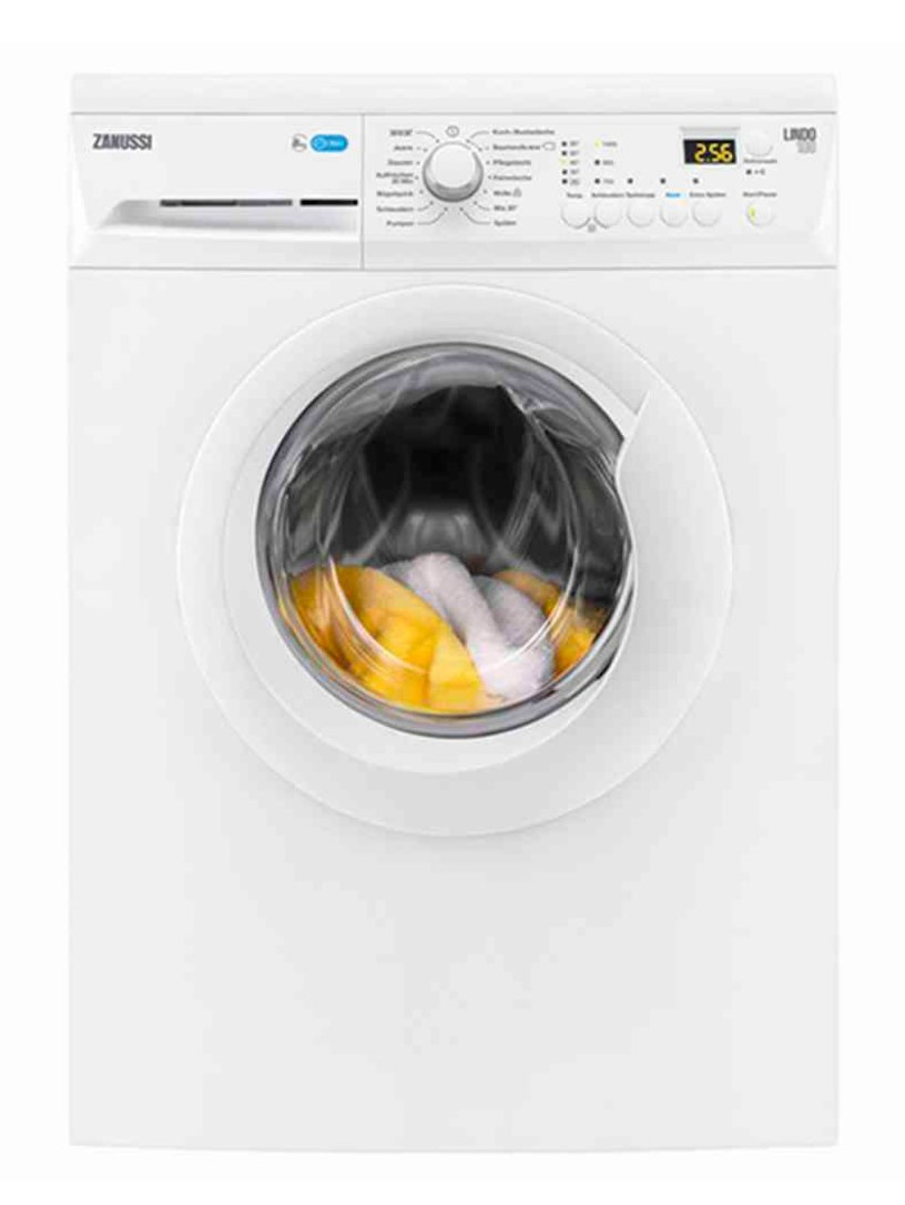 ZANUSSI Waschmaschine ZWF81443W, A++ Zanussi Weiß