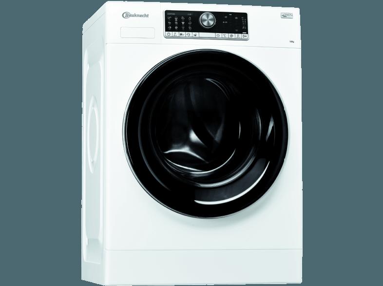 BAUKNECHT WA PRIME 1054 Z Waschmaschine (10 kg, 1400 U/Min, A+++)