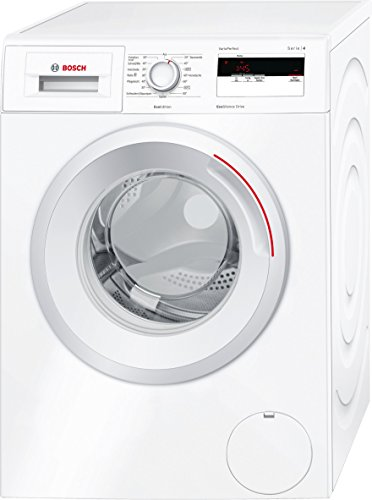 Bosch WAN280ECO Serie 4 Waschmaschine FL/A+++/137 kWh/Jahr/1400 UpM/6 kg/AquaStop-Schlauch/weiß