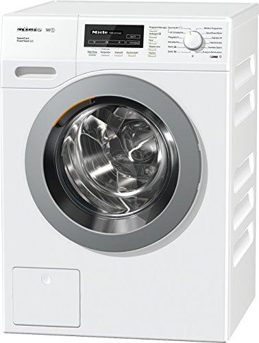 Miele WKF 311 WPS SpeedCare Waschmaschine Frontlader/A+++/157 kWh/Jahr/1400 UpM/8 kg Schontrommel/59min-Waschprogramm mit PowerWash 2.0/Vorbügel-Funktion für leichteres Bügeln