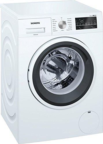 Siemens WM14T421 iQ500 Waschmaschine Frontlader / A+++ / 7kg / 1400 UpM / iQdrive / iSensoric / Nachlegefunktion / speedPerfect / Spezialprogramm für Sport- und Outdoor-Bekleidung / weiß