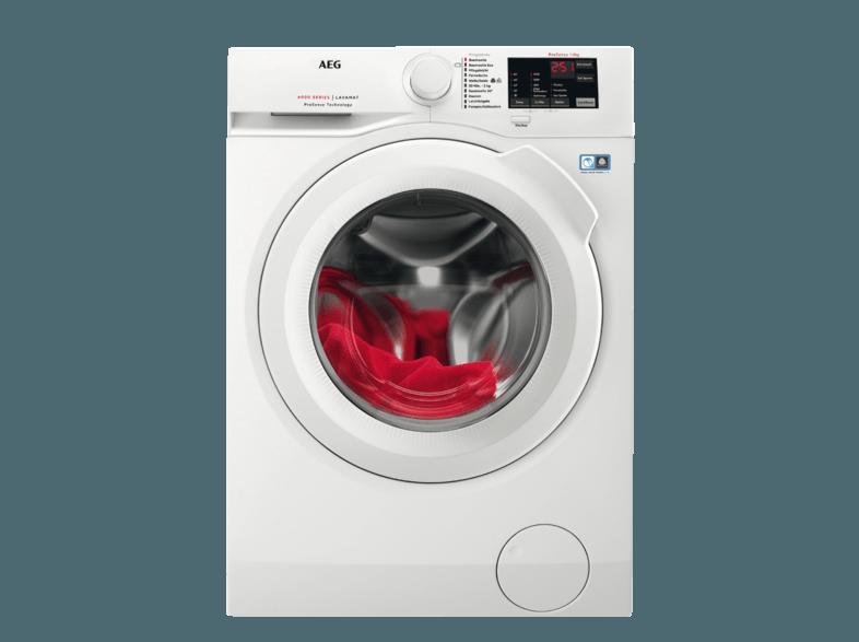 AEG L6FB50480 Lavamat Waschmaschine (8.0 kg, 1400 U/Min., A+++)