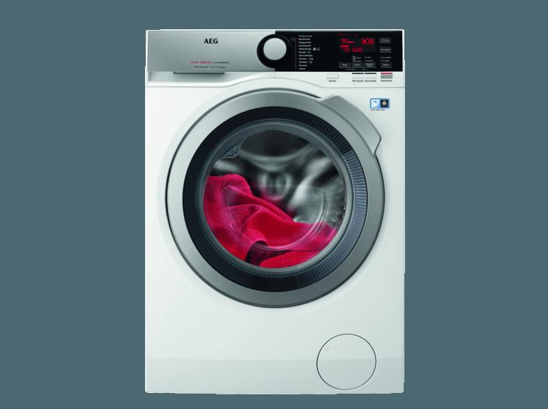 AEG L7FE76695 7000er Serie Waschmaschine (9.0 kg, 1600 U/Min., A+++)