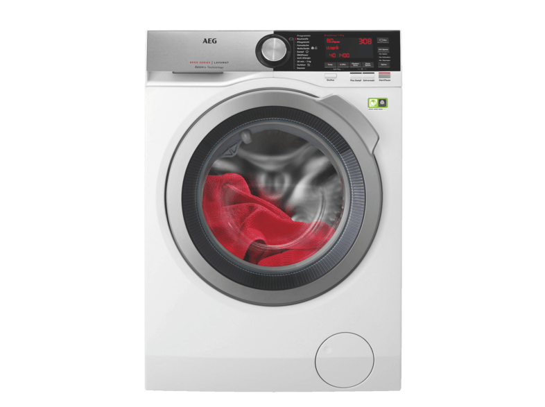 AEG L8FE86484 8000er Serie Waschmaschine (8 kg, 1400 U/Min., A+++)