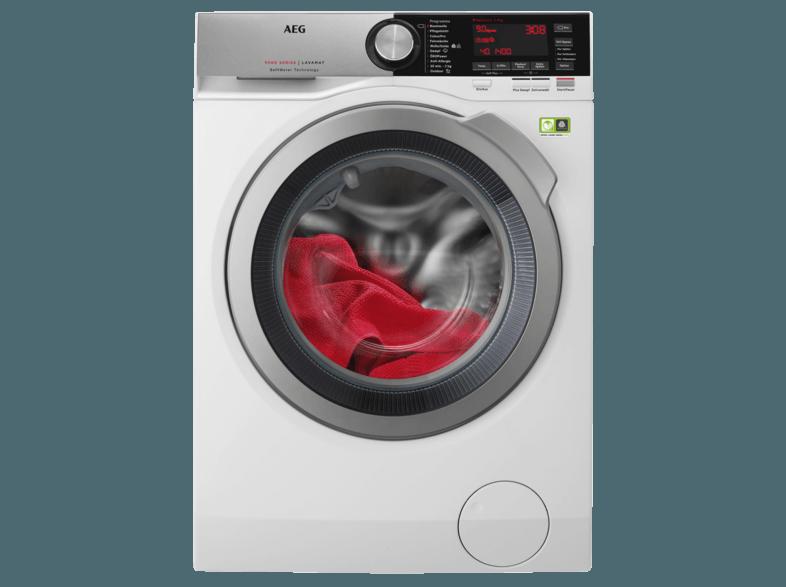 AEG L9FE86495 9000er Serie Waschmaschine (9.0 kg, 1400 U/Min., A+++)