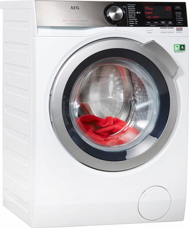 AEG Waschmaschine 8000 LJUBILINE6, 8 kg, 1600 U/Min