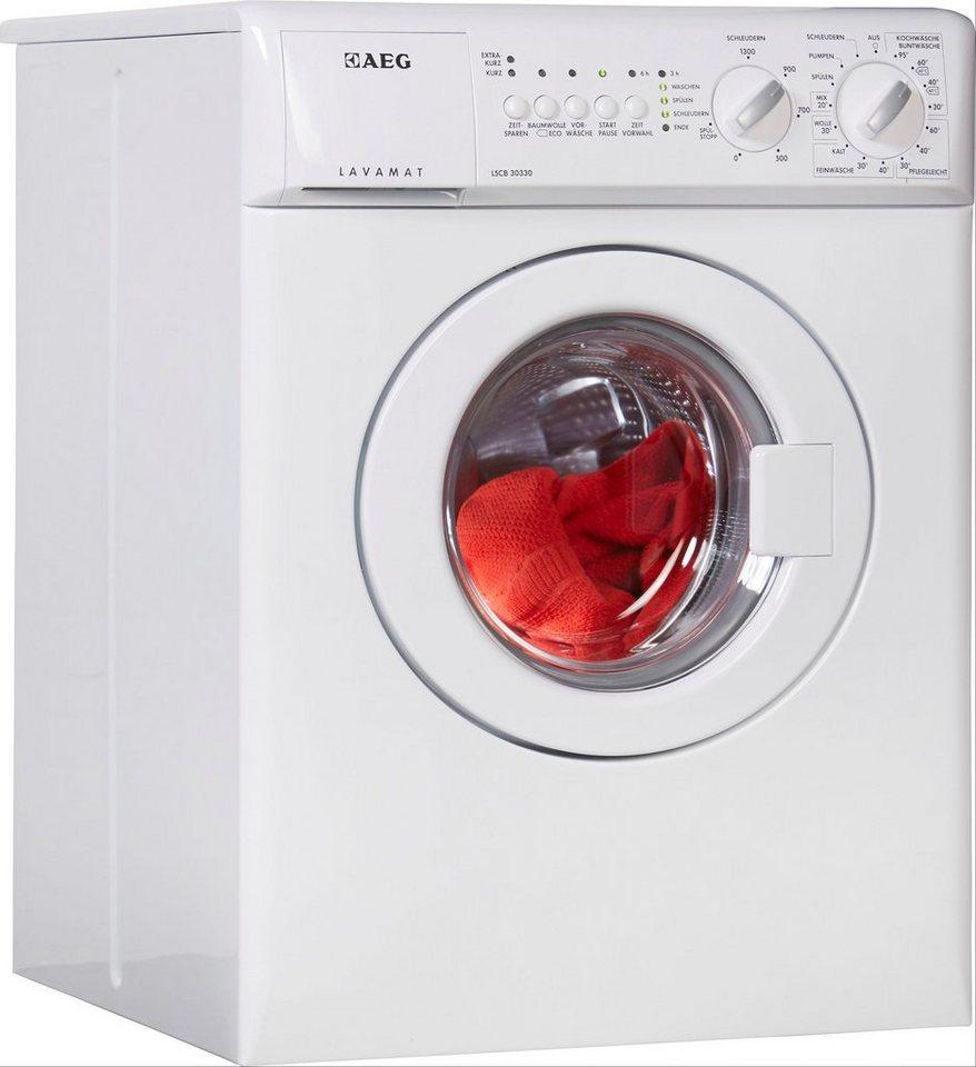 AEG Waschmaschine L5CB30330, 3 kg, 1300 U/Min