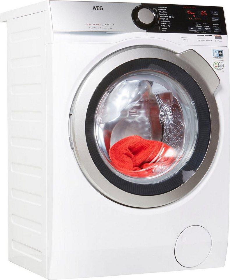 AEG Waschmaschine L7FE74485, 8 kg, 1400 U/Min