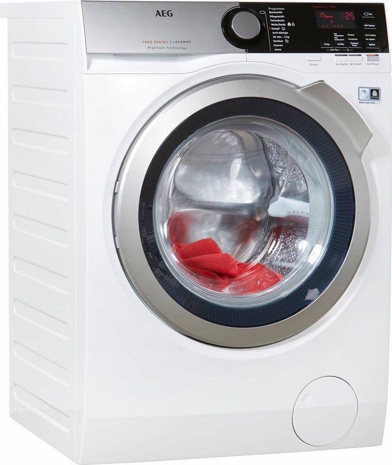 AEG Waschmaschine Lavamat L7FE76684, 8 kg, 1600 U/Min