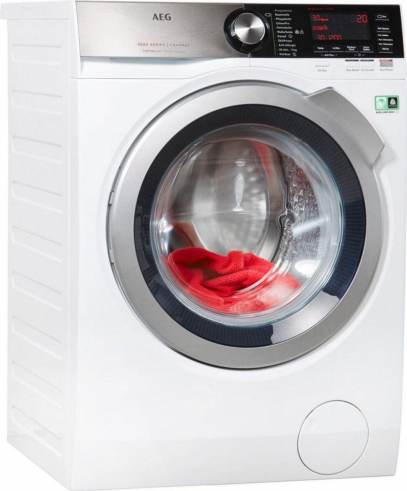 AEG Waschmaschine LAVAMAT L9FE86495, 9 kg, 1400 U/Min
