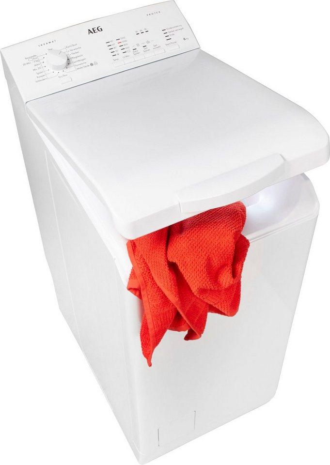 AEG Waschmaschine Toplader L51260TL, 6 kg, 1200 U/Min
