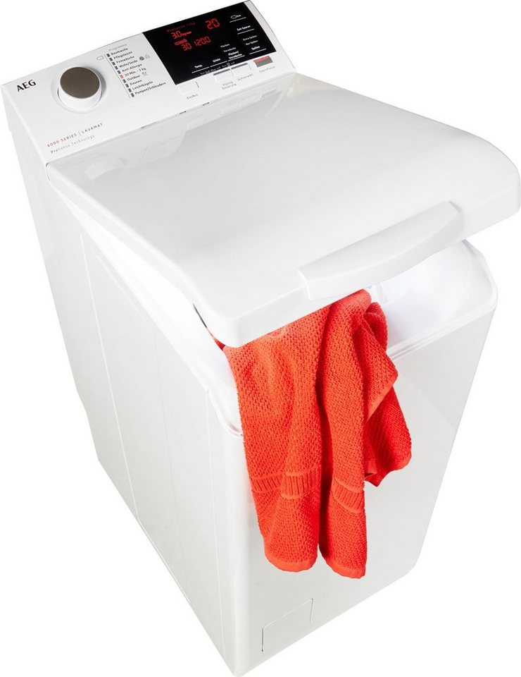 AEG Waschmaschine Toplader L6TB61370, 7 kg, 1300 U/Min