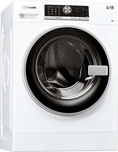 Bauknecht WM AutoDos 9 ZEN Waschmaschine Frontlader / A+++ -50% B / 9 kg / 1400 UpM /AutoDose/ZEN Direktantrieb/leise mit 49 dB/SoftMove/EcoMonitor/Vollwasserschutz/Kurz-Option/FetigIn