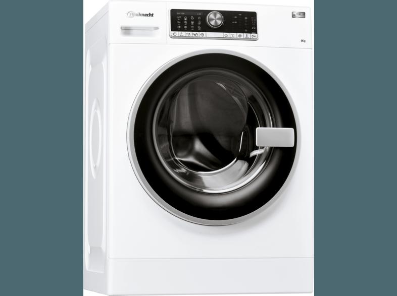BAUKNECHT WM AutoDos914ZEN Waschmaschine (9 kg, 1400 U/Min., A+++)
