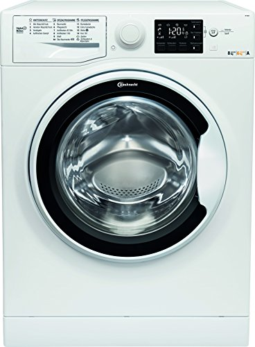 Bauknecht WT 86G4 DE Waschtrockner / EEK A / 8kg Waschen / 6kg Trocknen / 1400 UpM / Nachlegefunktion / Mengenautomatik / Mehrfachwasserschutz+ / SteamCare Knitterschutzprogramme