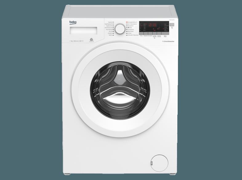 BEKO WMB 71643 PTS Waschmaschine (7 kg, 1600 U/Min., A+++)