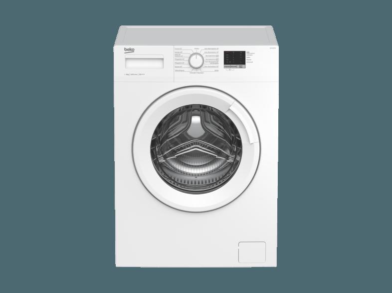BEKO WML 61023 N Waschmaschine (6 kg, 1000 U/Min., A+++)