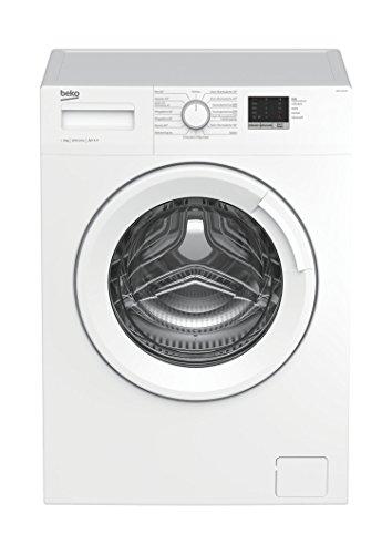 Beko WML 61223 N Waschmaschine Frontlader / 6kg / A+++ / 1200 UpM / weiß / 15 Programme / Express-Programm / Mengenautomatik