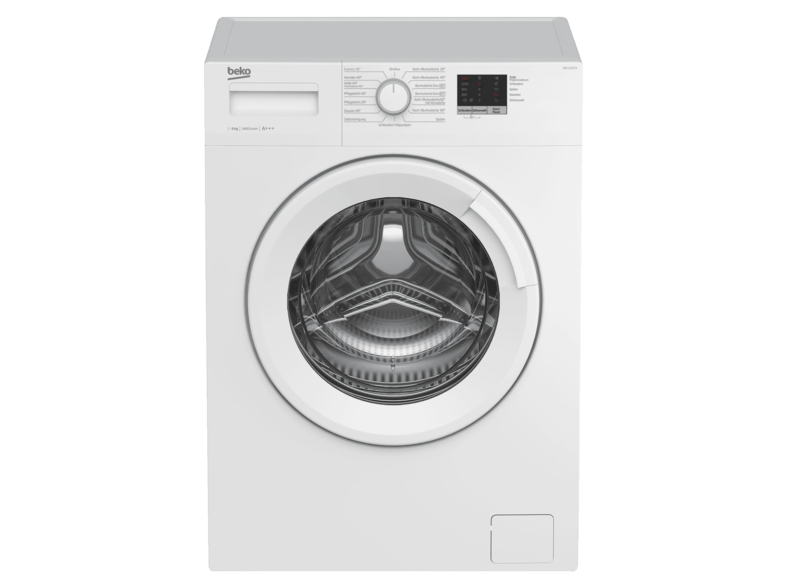 BEKO WML 61423 N Waschmaschine (6 kg, 1400 U/Min., A+++)