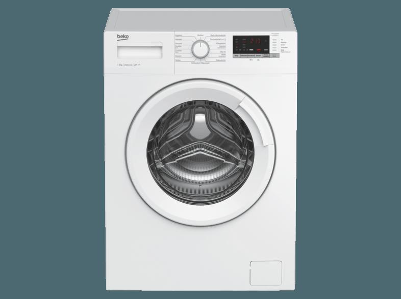 BEKO WML 61433 NP Waschmaschine (6 kg, 1400 U/Min., A+++)
