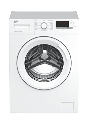 Beko WML 71433 NP Waschmaschine Frontlader / 7kg / A+++ / 1400 UpM / Mengenautomatik / weiß / Pet Hair Removal / 15 Programme / Watersafe / Kindersicherung / nur 45cm tief