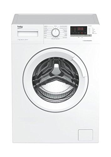 Beko WML 71633 NP Waschmaschine Frontlader, weiß, 1600 rpm, 7kg