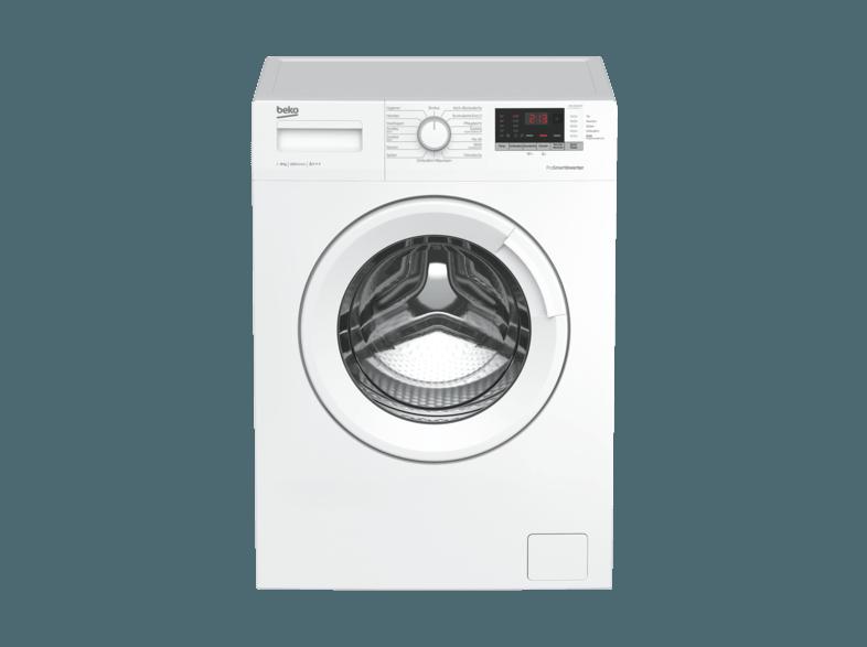 BEKO WML 81633 NP Waschmaschine (8 kg, 1600 U/Min., A+++)