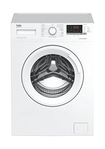 Beko WML 81633 NP Waschmaschine Frontlader/8kg/A+++/1600 UpM/StainExpert/Mengenautomatik/Pet Hair Removal/Watersafe/ProSmart Inverter Motor/weiß
