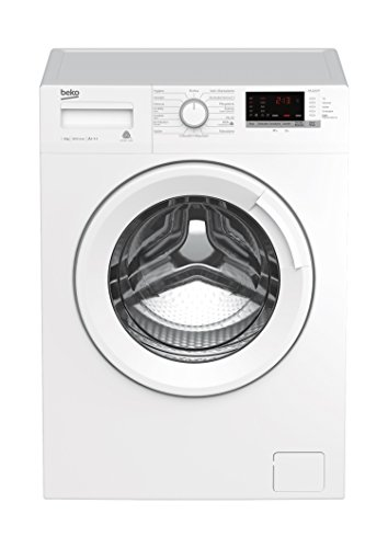 Beko WML 91433 NP Waschmaschine Frontlader / A+++ / 9kg / 1400 UpM / Mengenautomatik / Pet Hair Removal Funktion / weiß