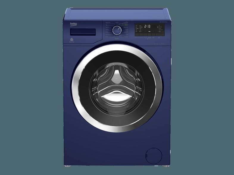 BEKO WMY 71433 PTE BLUE Waschmaschine (7 kg, 1400 U/Min., A+++)