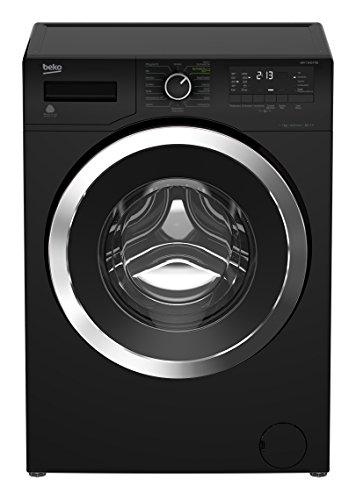 Beko WMY 71433 PTEB Waschmaschine FL / A+++ / 171 kWh / 1400 UpM / 7 kg / Liter / Watersafe / schwarz