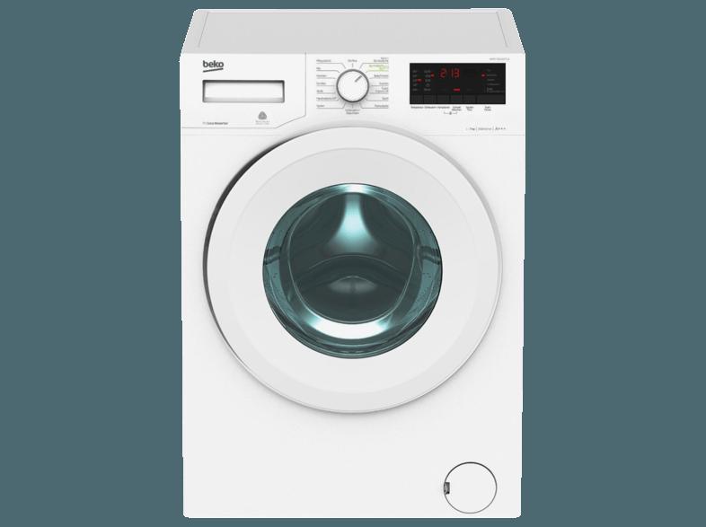 BEKO WMY71633PTLE Waschmaschine (7 kg, 1600 U/Min., A+++)