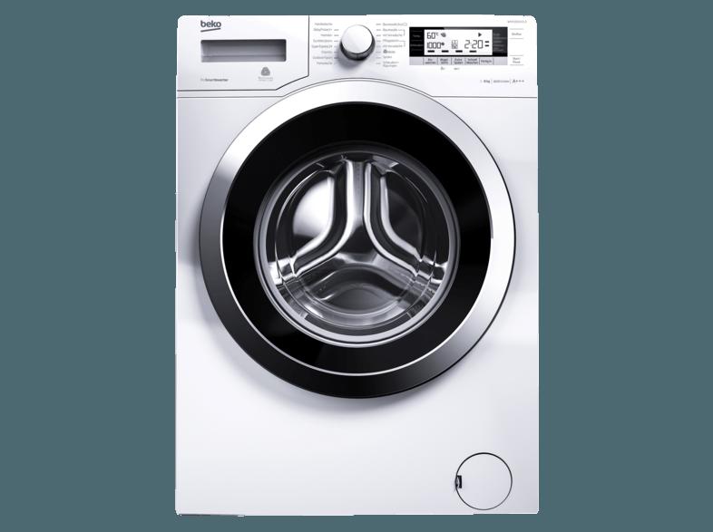 BEKO WYA 81643 LE Waschmaschine (8 kg, 1600 U/Min., A+++)