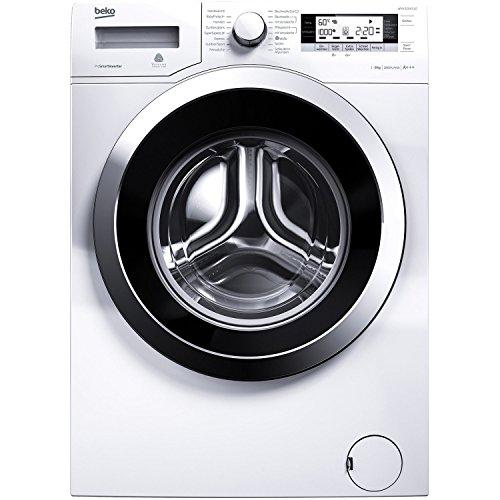 Beko WYA 81643 LE Waschmaschine/A+++/sparsame 190 kWh/Jahr/1600 UpM/8 kg/Watersafe+/extra leise/Mengenautomatik/Allergikerfreundlich/weiß