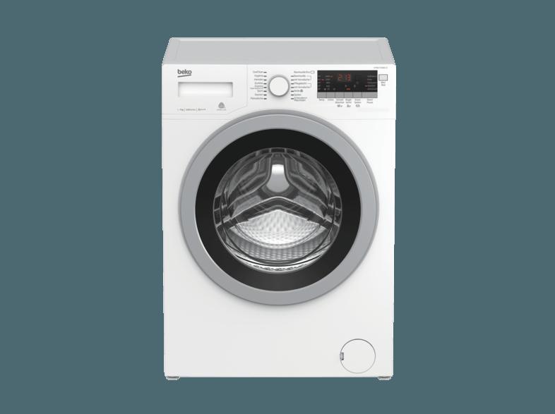 BEKO WYAW 714831 LS Waschmaschine (7 kg, 1400 U/Min., A+++)