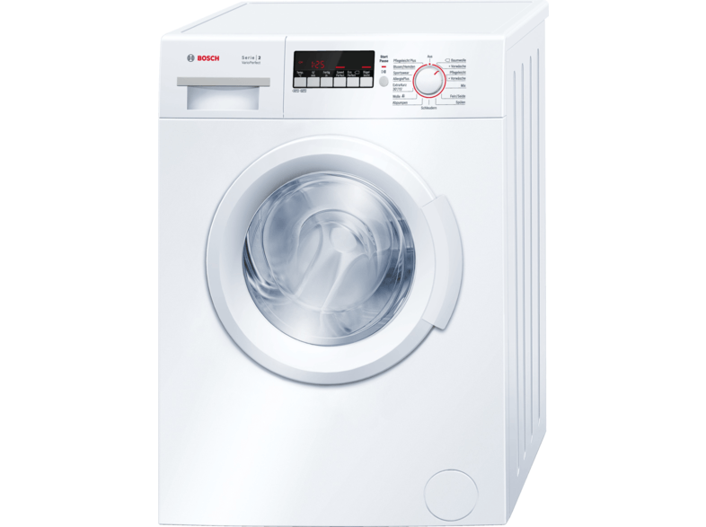 BOSCH WAB28222 Waschmaschine (6.0 kg, 1395 U/Min., A+++)