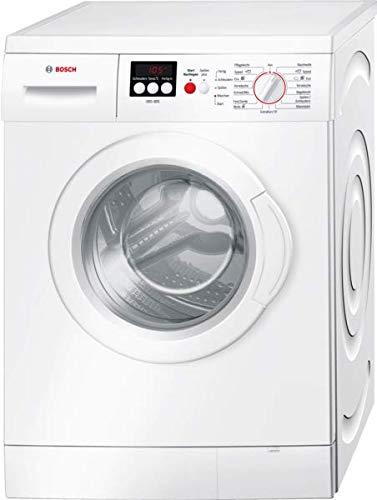 Bosch WAE282V7 Serie 4 Waschmaschine Frontlader/A+++ / 165 kWh/Jahr / 1400 UpM / 7 kg/Weiß/ActiveWater